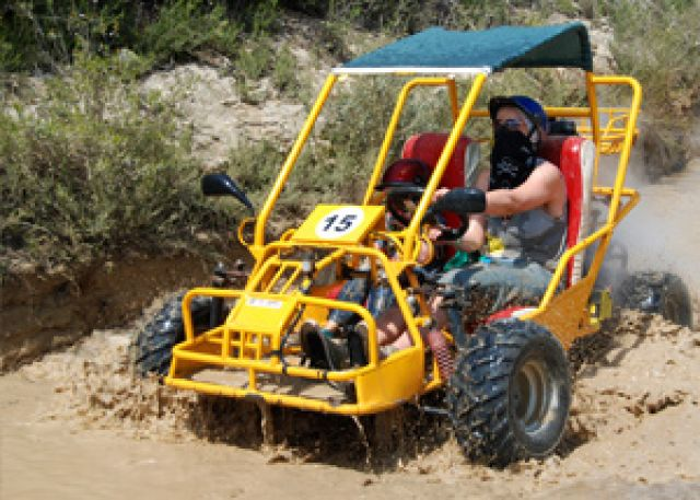 Quad(,Atv)  Buggy safari  Manavgat,Side ,Kumköy(cat's quad safari