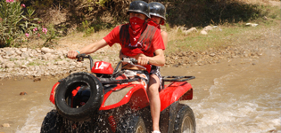 QUAD &ATV SAFARİ ALANYA(Real Extreme Quad)