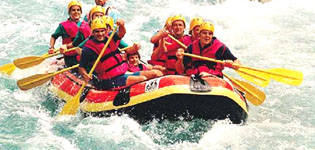 RAFTING ALANYA Tour (Dallas Rafting )